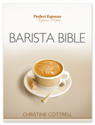 Barista Bible - Cover