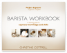 Barista Workbook - Cover